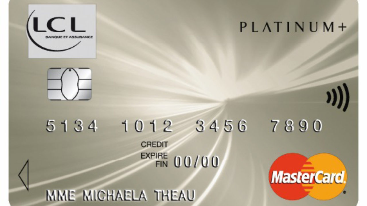 les différentes carte de crédit de la banque CIC